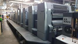 HEIDELBERG SPEEDMASTER CD 102-6+LYLX-UV